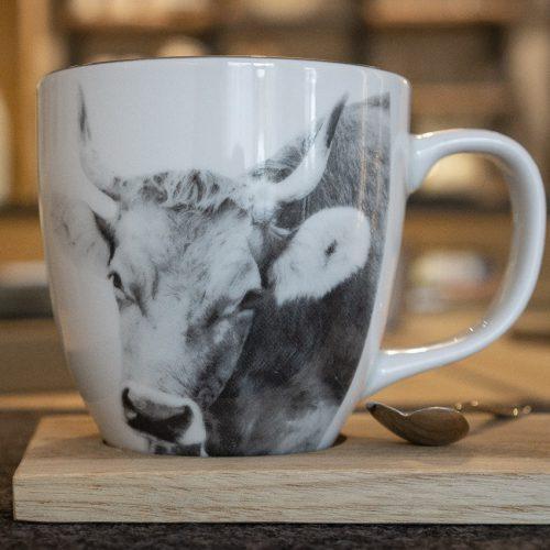 Tasse Alpenkuh Mug Kakao Neu