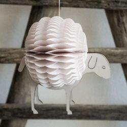 Schaf zum Aufstellen oder Hängen